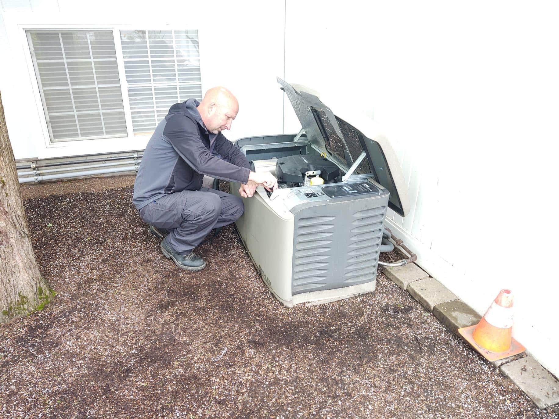 Generator Installation in Spokane, WA