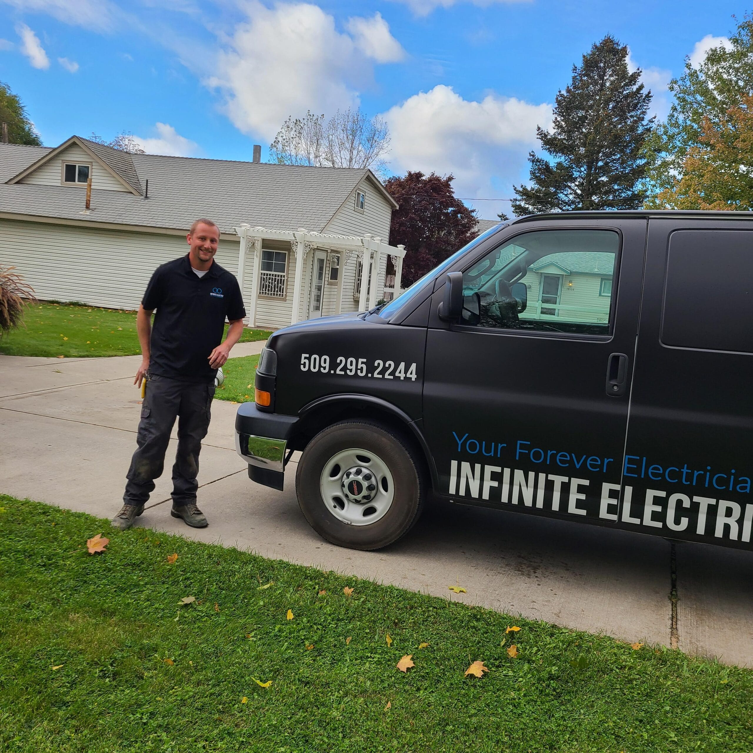 Spokane South Hill Electrician