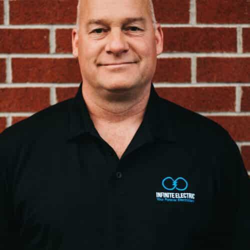 Electrician Nick P from Infinite Electric in Spokane, WA
