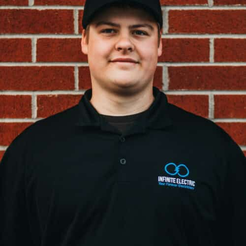 Electrical Apprentice Jessen from Infinite Electric