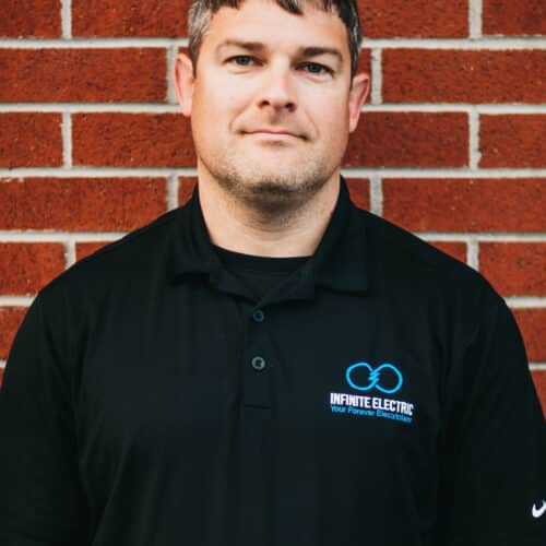 Journeyman Electrician Nick C. From Infinite Electric