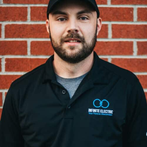 Electrical Apprentice Kevin from Infinite Electric