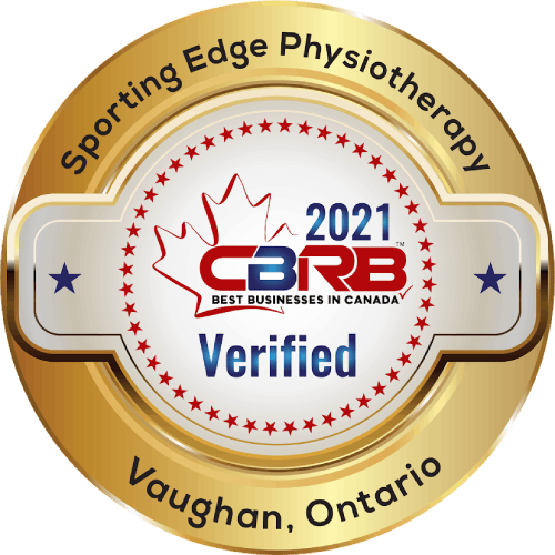 2021 CBRB Sporting Edge Physiotherapy Badge