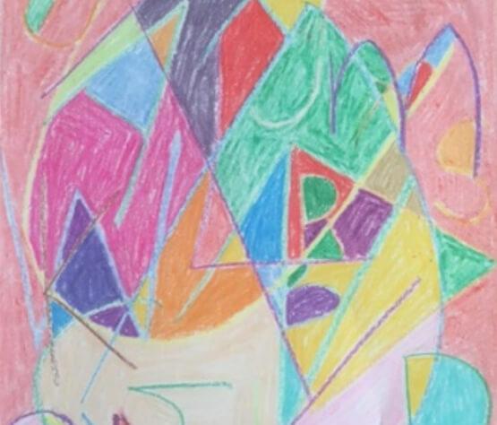 crayon art lessons