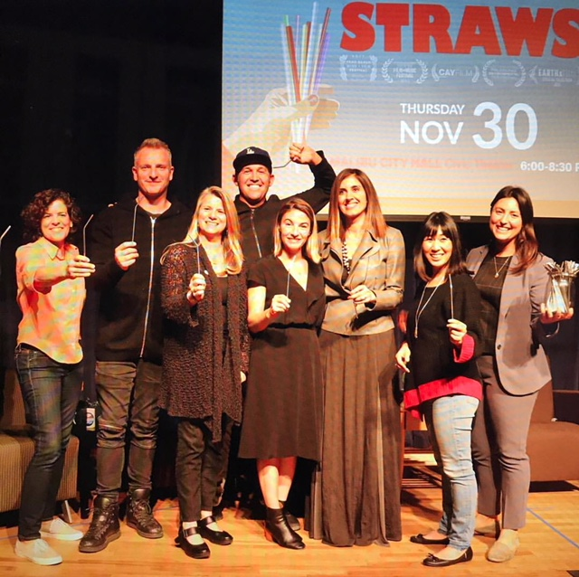 straw ban - Integral Role