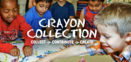 One Million Crayons Update