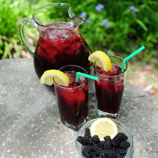 The blackberry lemonade Chilton Research and Extension Director Jim Pitts has become famous for is a vibrant twist on a summer classic.