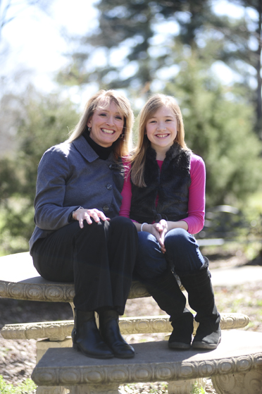 Local gospel / country singers Adreane and Maddy Barrington sing at various Chilton County functions.
