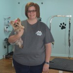 Elizabeth LaRocca opened Bark and Bath Pet Grooming after gaining several years of experience in the business.
