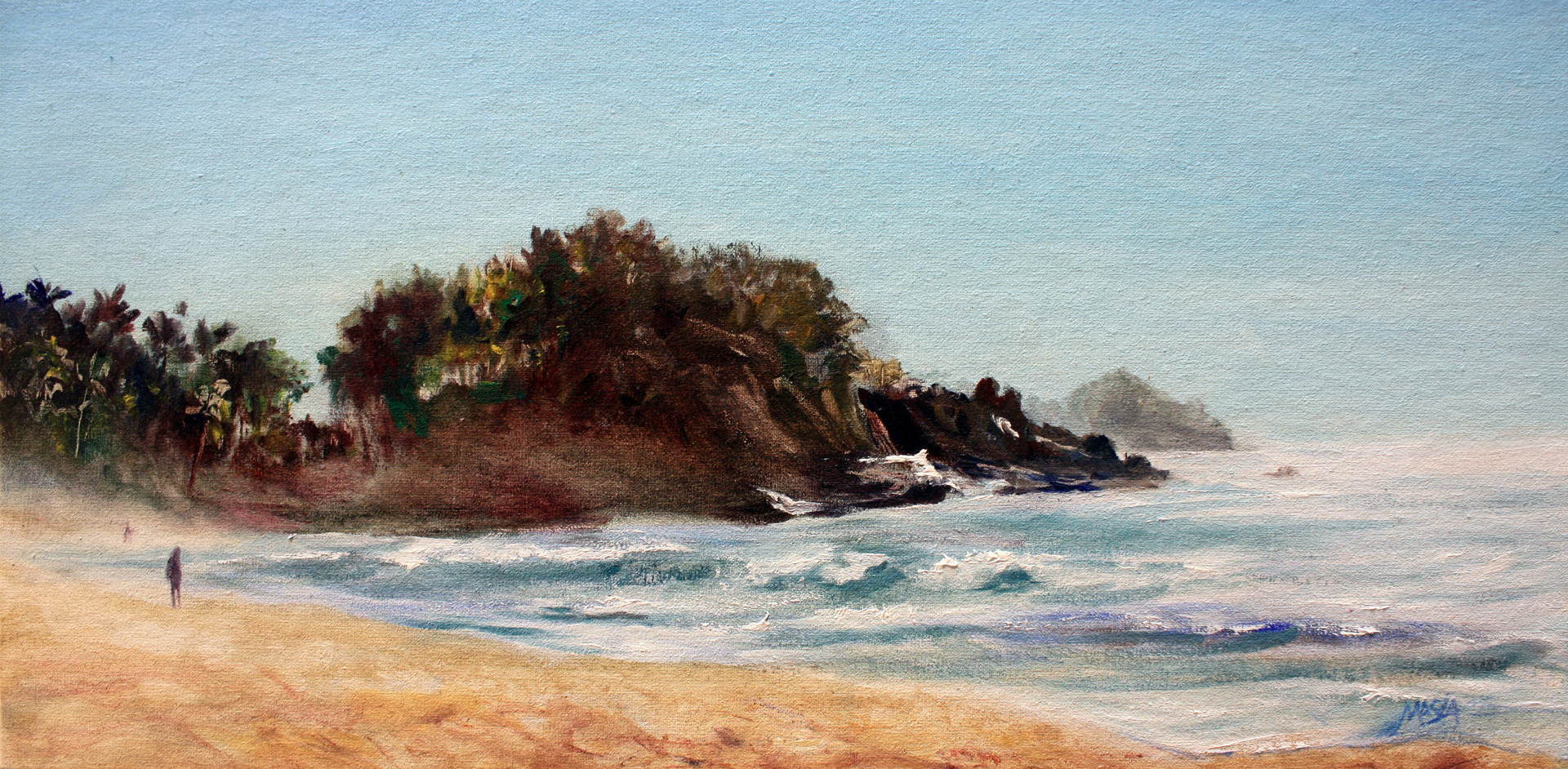 Blinded By the Light,(Plein Air in San Pancho)1920p72dpi copy