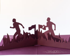 Laser Cut Pop Up Cards