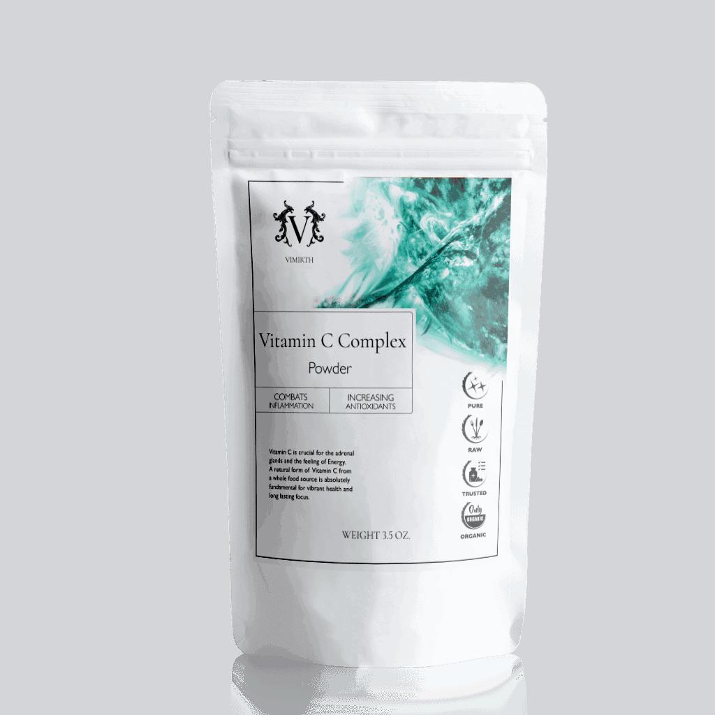 organic vitamin c comples