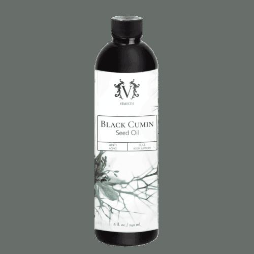organic black cumin seed oil