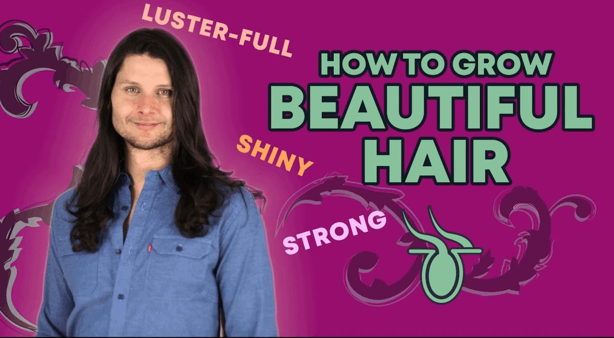beautiful hair vimirth