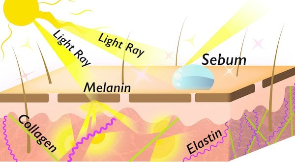 beautiful skin collagen