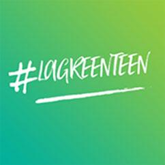 #LAGREENTEEN