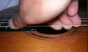 Classical Guitar Stretching the Strings 1