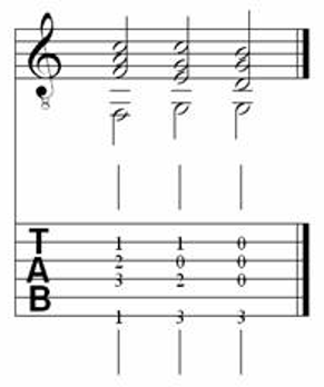 Musical Cadences for Classical Guitar 4