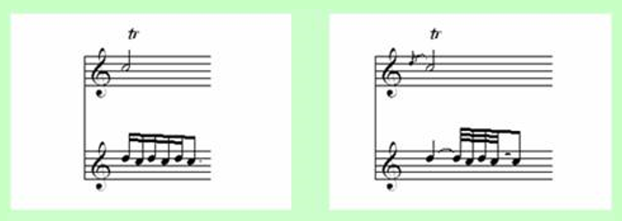 Note Symbols for Classical Guitar 26