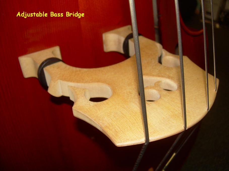 Adjustable Bass Bridge