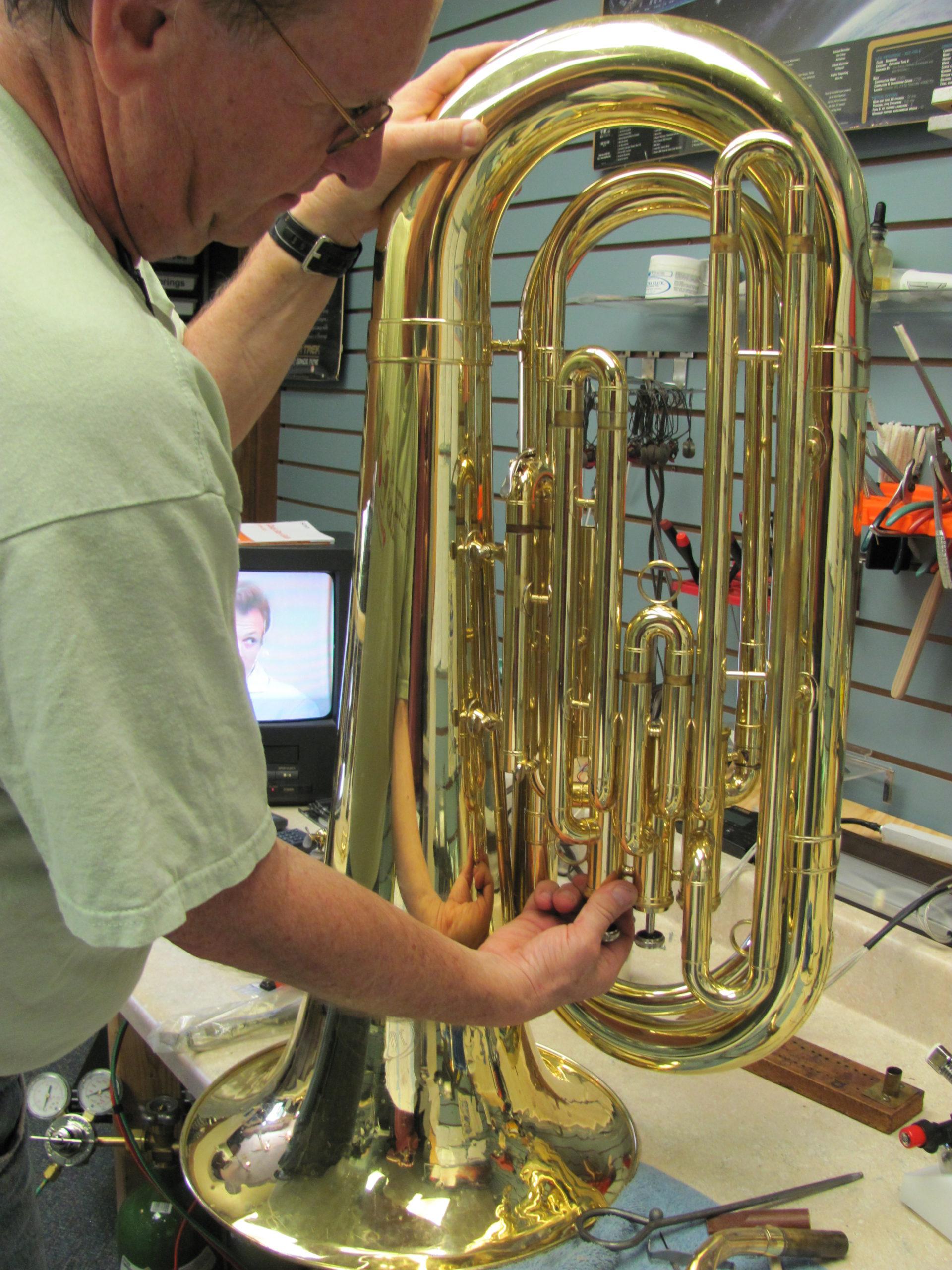 Band Instruments Repair