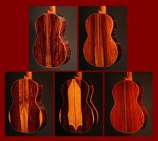 Classical Guitar Backs & Sides