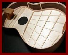 Classical Guitar Braces 2