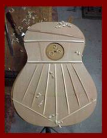 Classical Guitar Fan Bracing