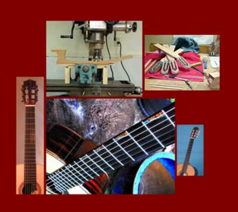 Classical Guitar Necks