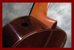 Classical Guitar Sound Hole 3