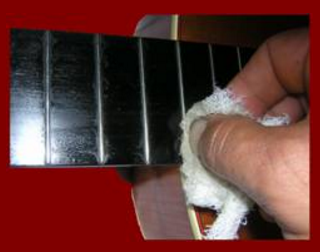Cleaning & Treating the Classical Guitar Fingerboard