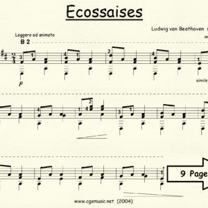 Ecossaises