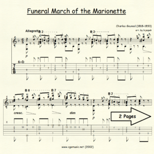 Funeral March of the Marionette