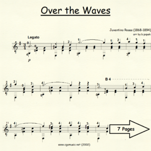 Over the Waves