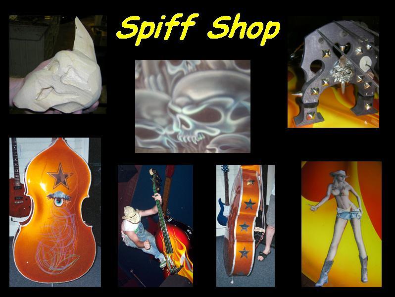 Spiff Shop