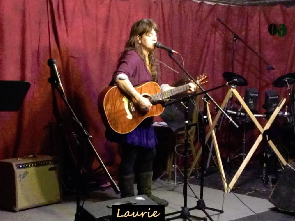 cgsmusic: Laurie McClain