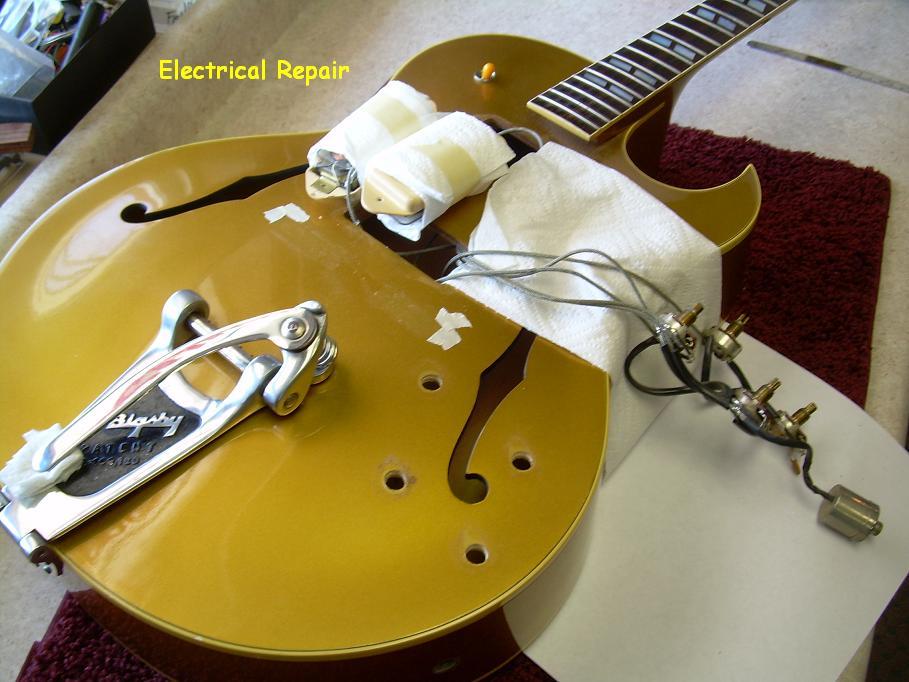 Benji's Guitar