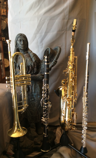 Band Instruments 3