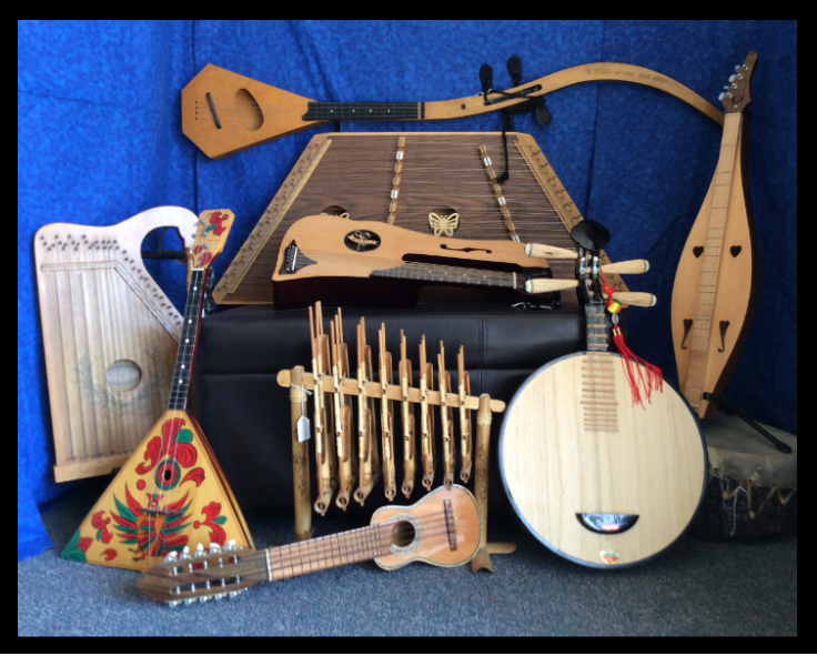 Traditional Instruments @ cgsmusic
