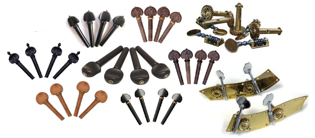 cgsmusic Tuning Pegs & Tuners
