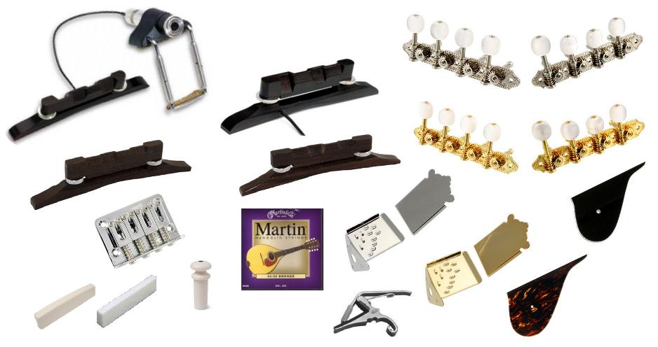 Mandolin Parts