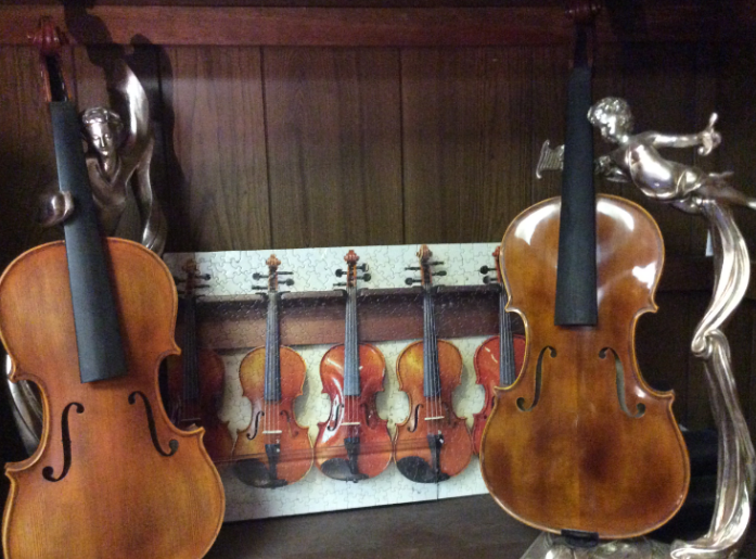 Violins 4