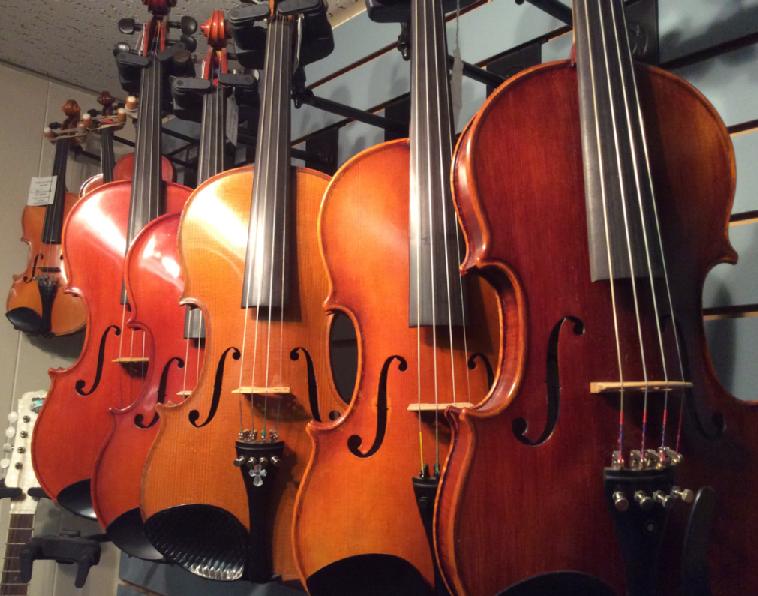 Violins 5