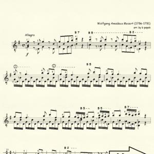Serenata from Eine Kleine Nachtmusik