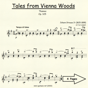 Tales from Vienna Woods