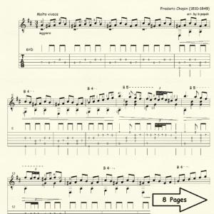 Valse Op 64 #1
