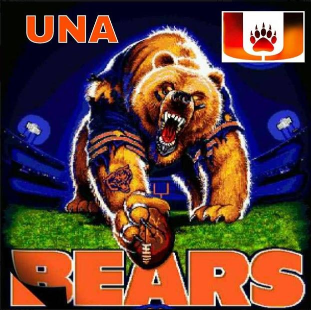 UNA bear