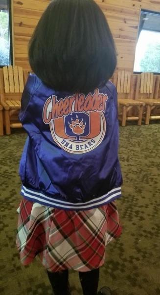 cheer jacket