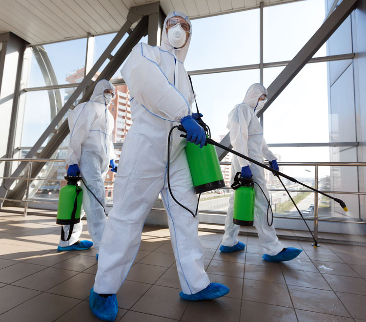 Biohazard and Environmental Remediation cleaning services Gilbert, Arizona