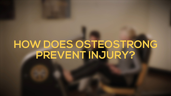 How Does OsteoStrong Prevent Injury?
